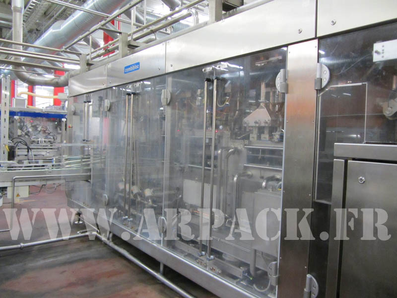 Conditionneuse aseptique SIG Combibloc