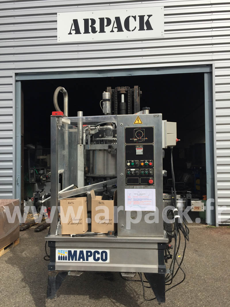 Mignon bottle filler Mapco