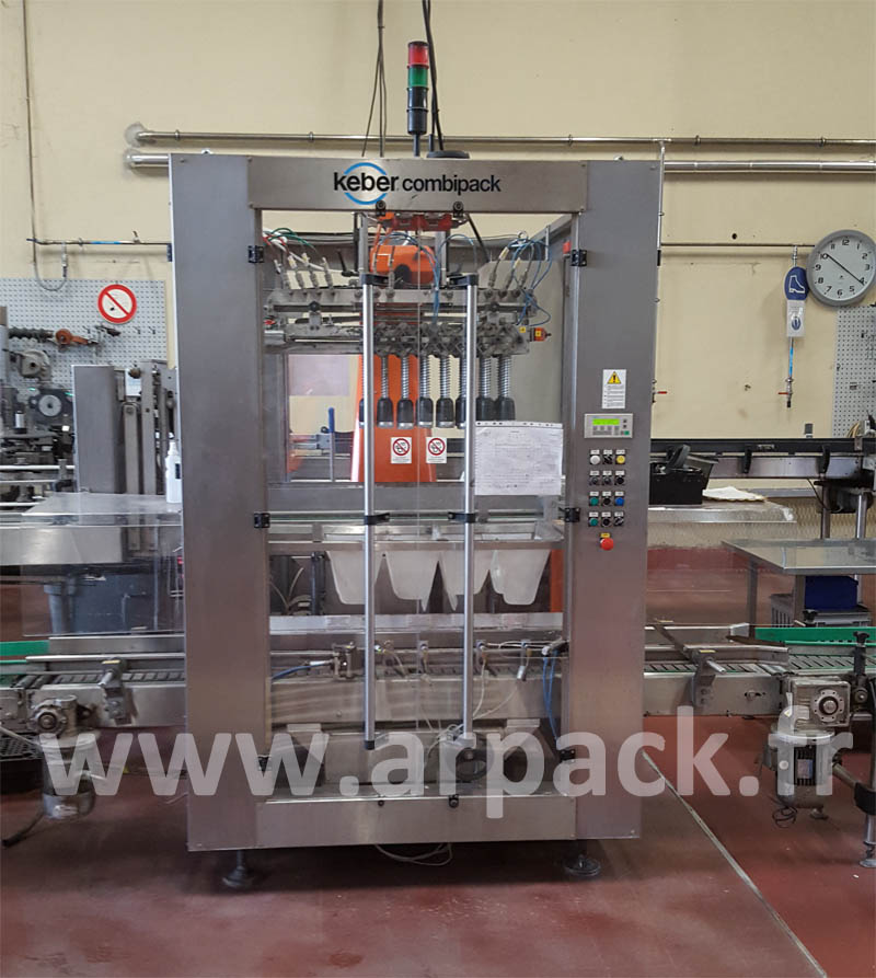 Case Packer Keber Combipack