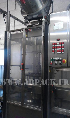 Screw alu capping machine Zalkin