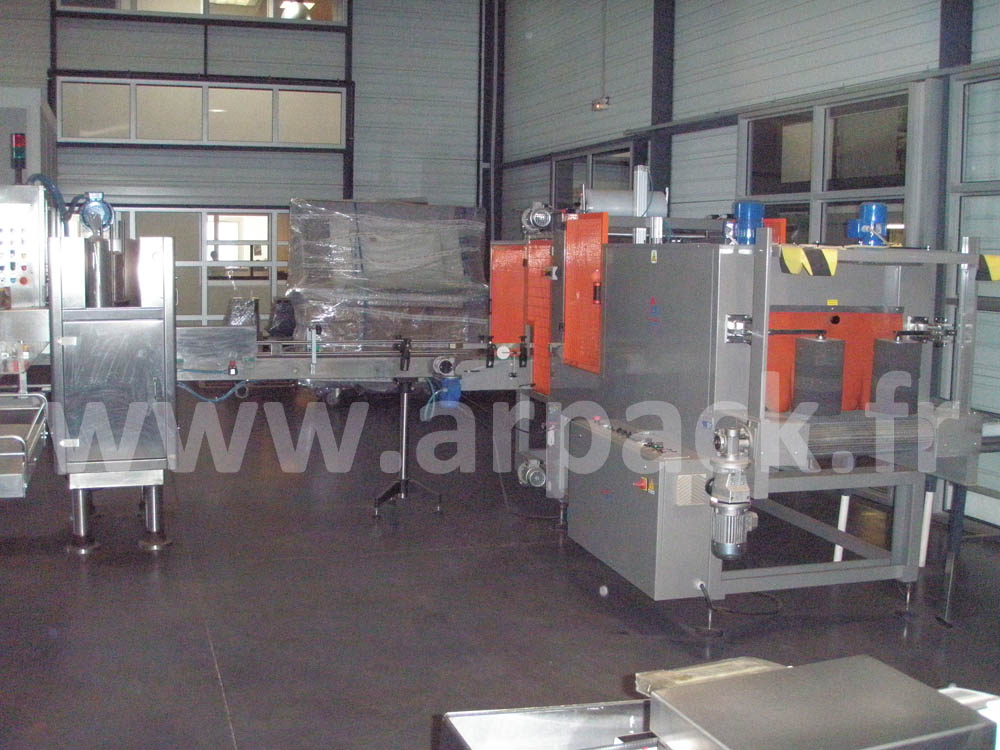 Shrink-wrapping machine Tecnimodern