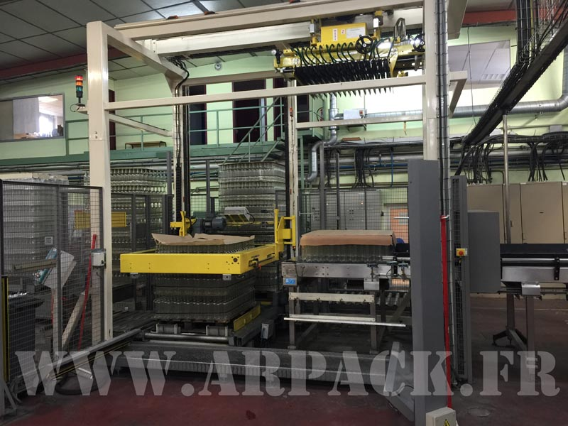 Depalletizer Newtec