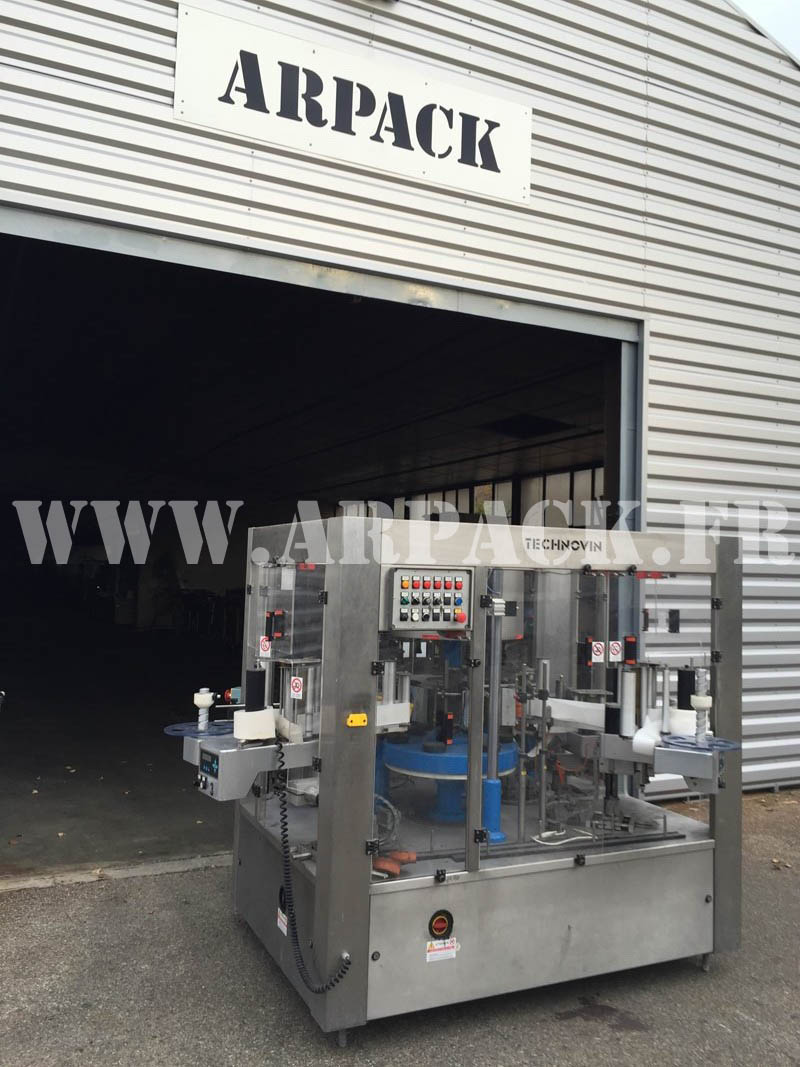 Used adhesive labelling machine Kosme