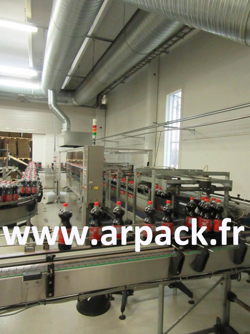 Wrapping machine Dimac