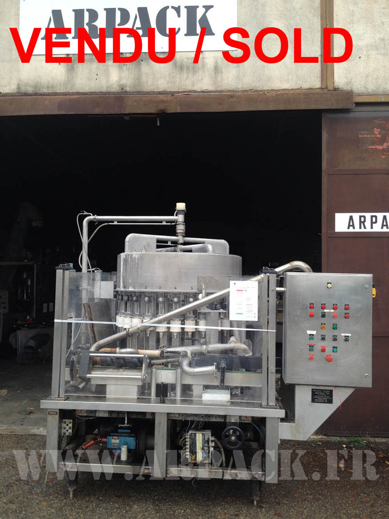 Second hand filling machine Scoma