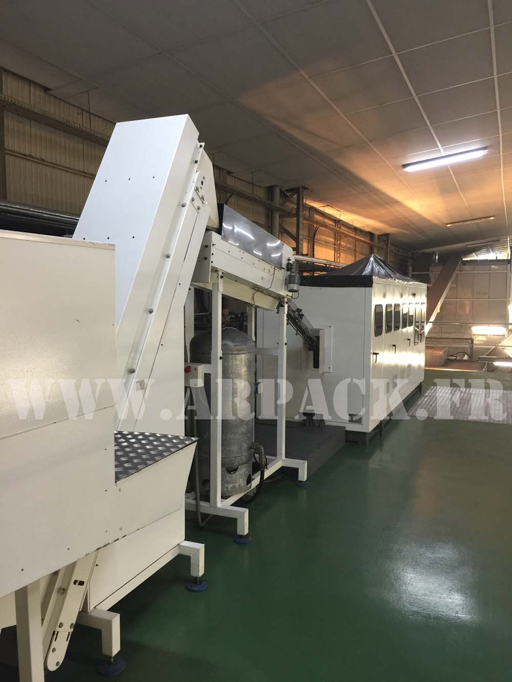 Used blow-moulding machine  ADS G63